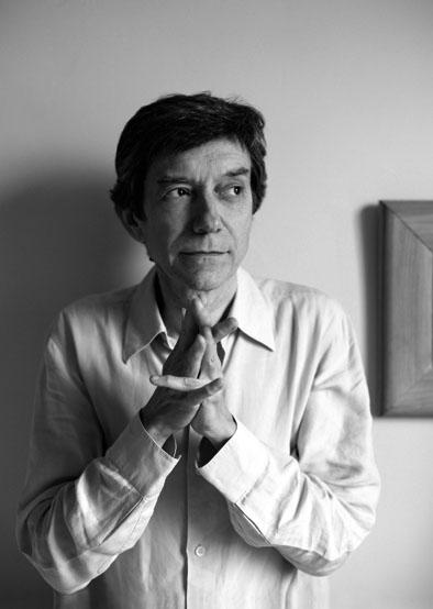 L'écrivain Alain Monnier