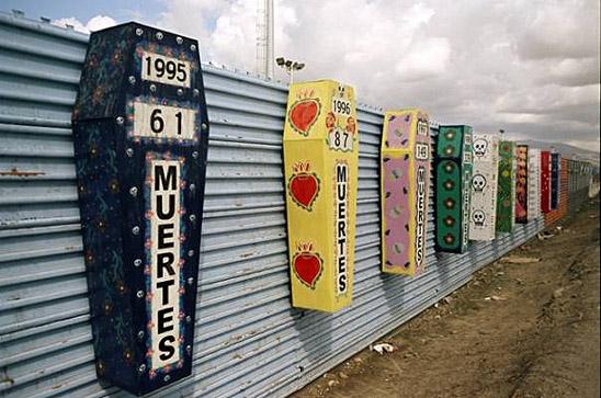 Le vernissage de l'expo a eu lieu sous l'ère Bush