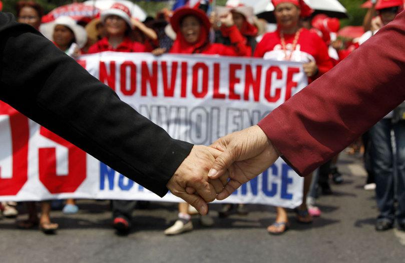 thailande-non-violence