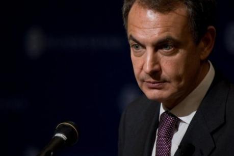 Le socialiste espagnol Zapatero à l'heure de la rigueur