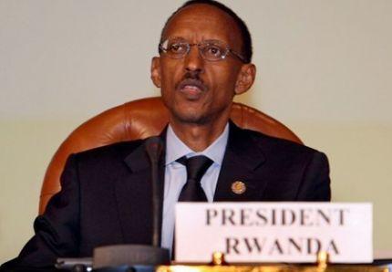 Le Président Paul Kagame