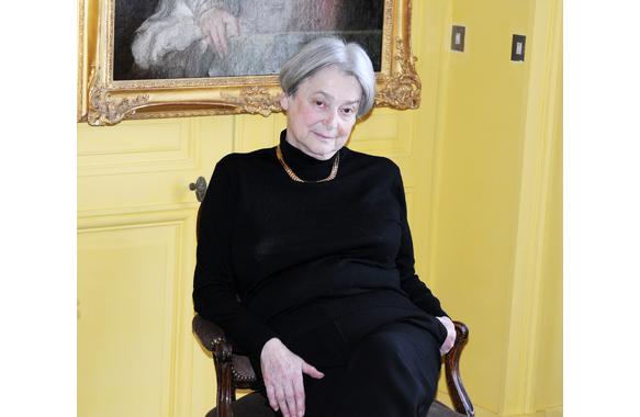 """Dominique Shnapper?: """"La liberté de la presse fait partie de la liberté politique."""" Photo Gallimard"""