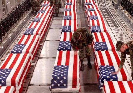Selon le recensement US : 4 400 soldats américains sont morts en Irak.