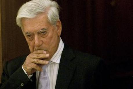 Mario-Vargas-Llosa. Photo DR