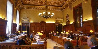 Le 7 octobre, le parquet général avait recommandé à la chambre criminelle de la haute juridiction de déclarer ces dispositions non conformes. Photo AFP.