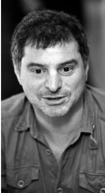 Pierre Salvadori. Photo DM