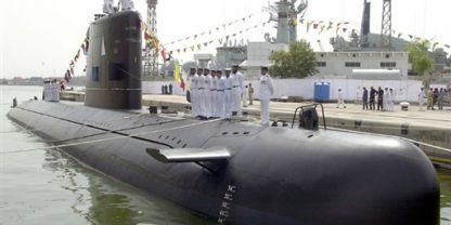 Affaire Karachi le sous-marin remonte lentement à la surface