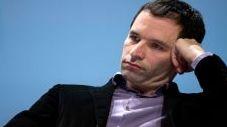 """Benoît Hamon se dit confiant sur l'adoption du texte sur l'""""égalité réelle"""". Photo AFP."""