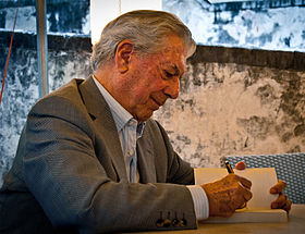 Mario Vargas Llosa. Photo DR 2010