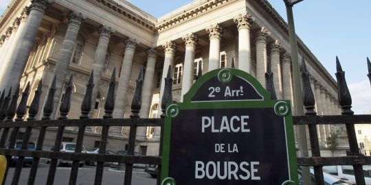 bourse-paris