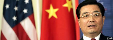 Le président Hu Jintao . Photo AP