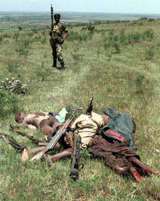 Guerre civile en Angola