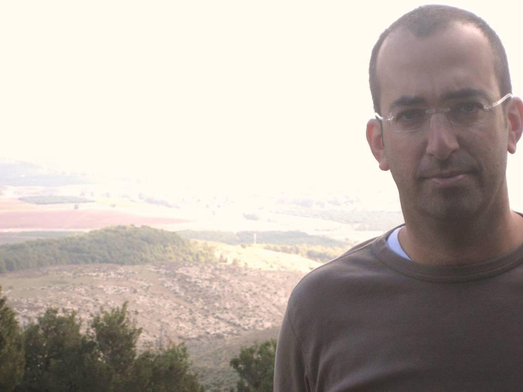 Yishaï Sarid : « En Israël la politique est une histoire sans fin ». Photo Rachel Sion