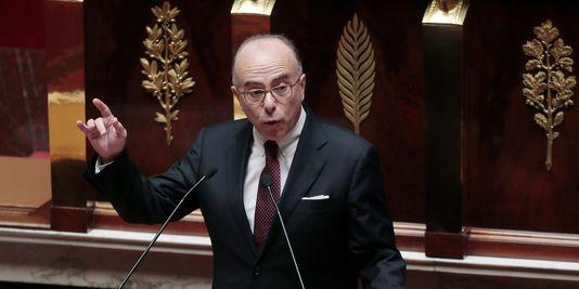 le ministre du budget-Bernard Cazeneuve