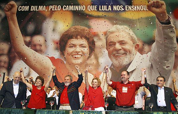 Bresil-Lula-Rousseff-Presidentielle