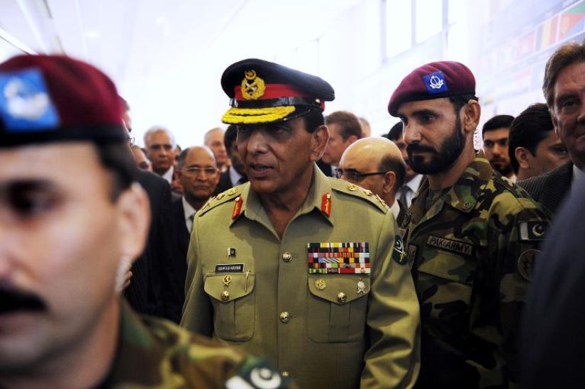 le general Ashfaq Kayani-