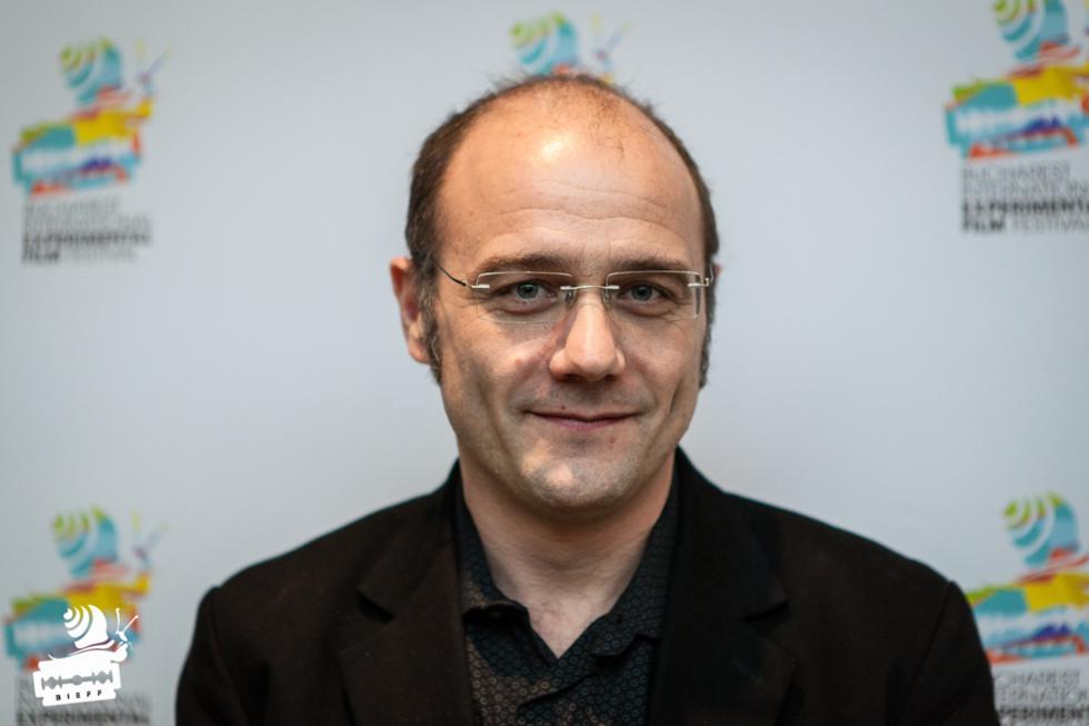 Christophe Leparc, coordinateur et programmateur au Cinemed