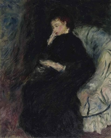 Renoir La Liseuse 1877