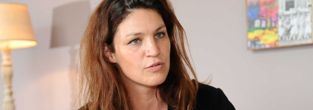 Julie Muret, co-fondatrice et porte-parole d'Osez le Féminisme