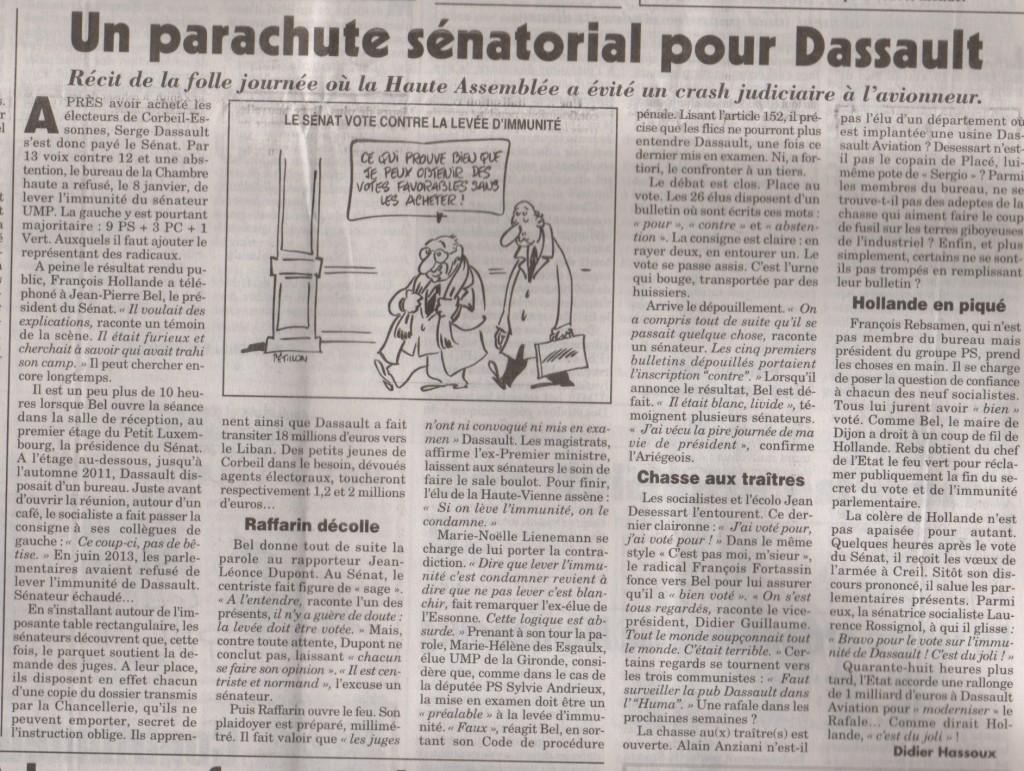 affaire dassault 14
