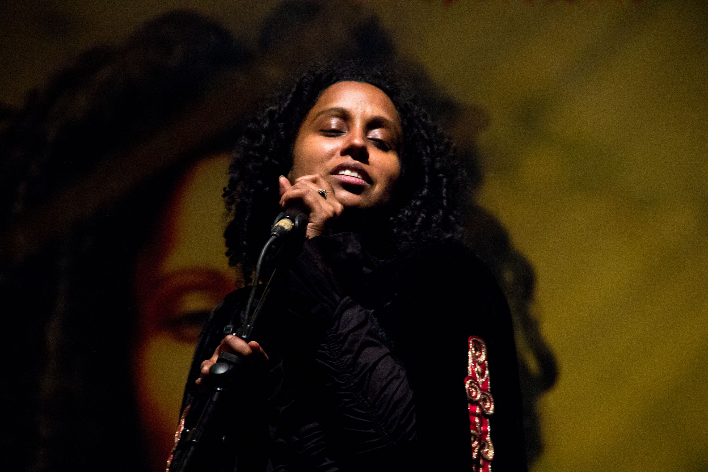 Susheela Raman. Photo Dr