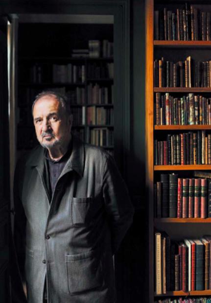 Jean-Claude Carrière. Photo Dr