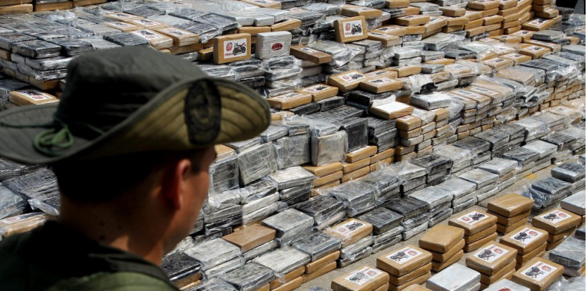 Colombia: 7 tonnes of cocaine confiscated in a port of Cartagena