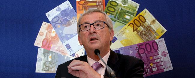 Jean-Claude Juncker, président de la Commission européenne était aux commandes du Luxembourg.