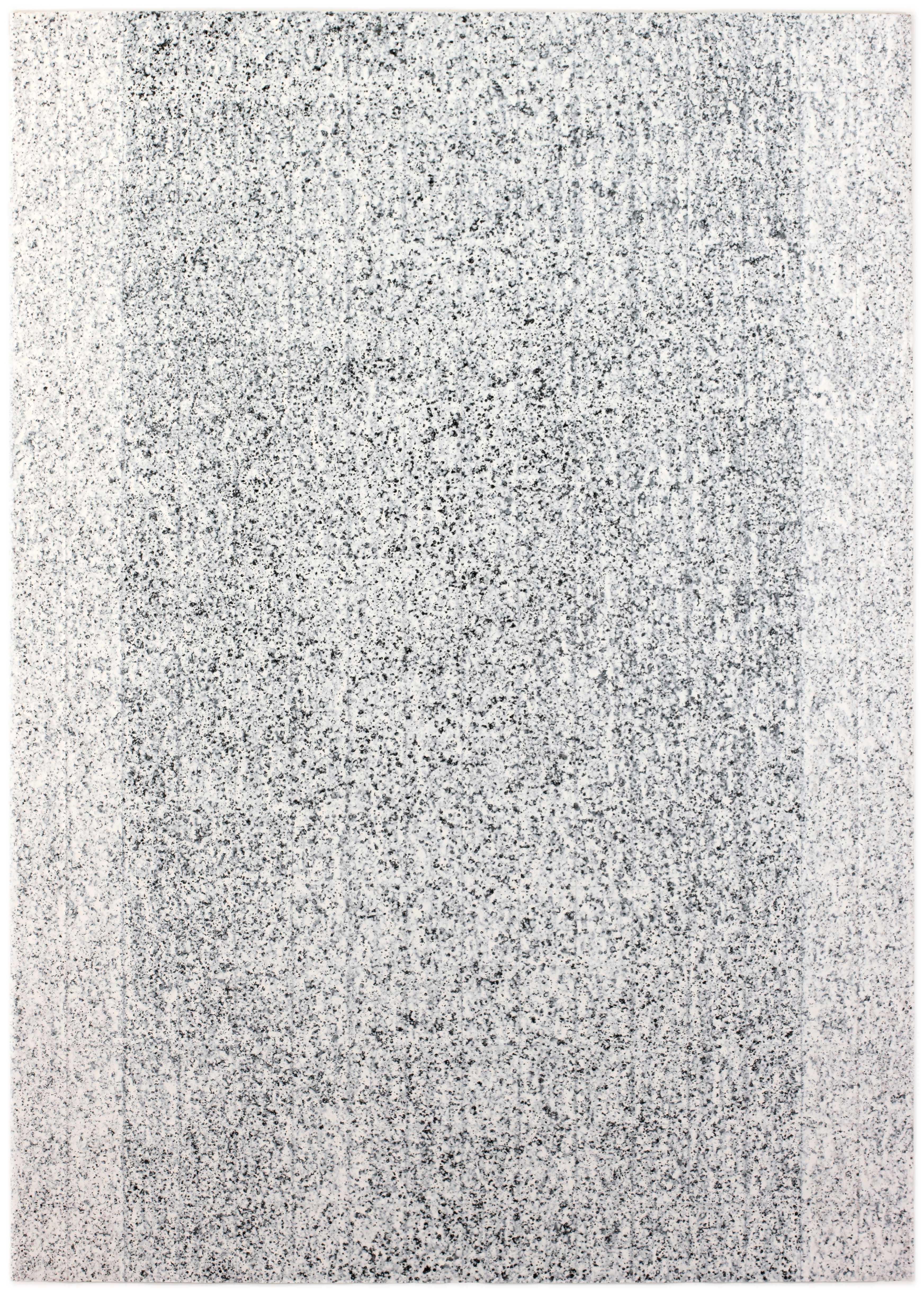 2013, acrylique sur papier kraft, 220 x 158 cm