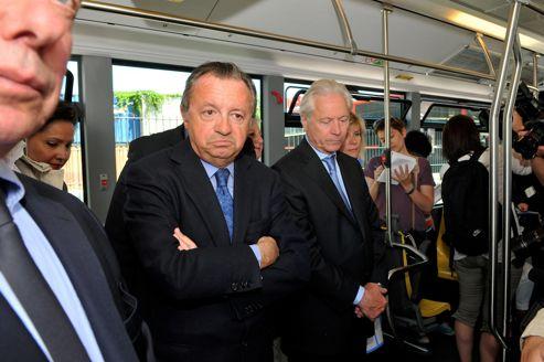 Presentation de la derniere generation de bus RTM