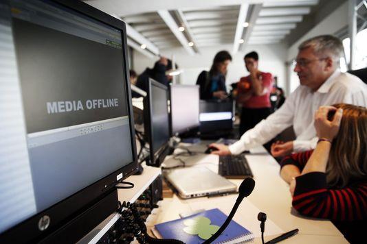 L'enquête sur le piratage de TV5 Monde s'oriente vers la piste russe. L'enquête sur le piratage de TV5 Monde s'oriente vers la piste russe. Christophe Ena / AP