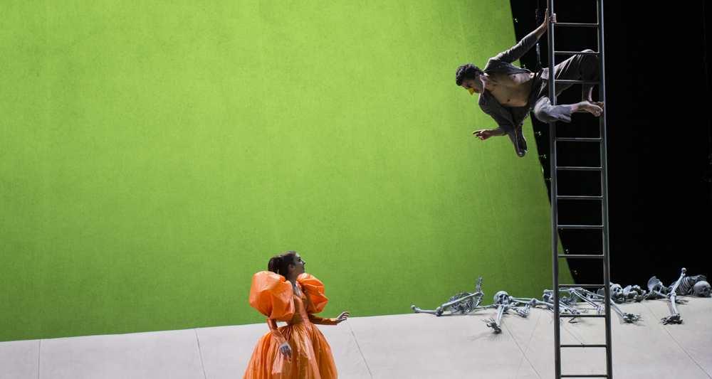 Le monde merveilleux et parfois cruel du théâtre de Gozzi. Photo dr