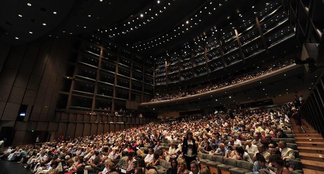 Les concerts payants à Montpellier ont rassemblé 22 872 spectateurs (120375 en tout). photo dr
