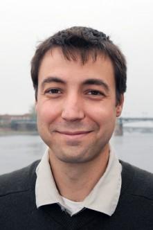 Guilhèm Latrubesse, en septembre 2009 à Toulouse (PASCAL PAVANI/AFP)