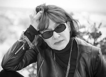 Martine Nougué un premier roman aux éditions du Caiman. photo dr