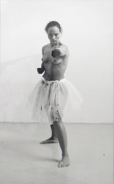 Per Barclay, Cahrine Portrait de l'artiste en jeune homme jusqu'au 29 novembre