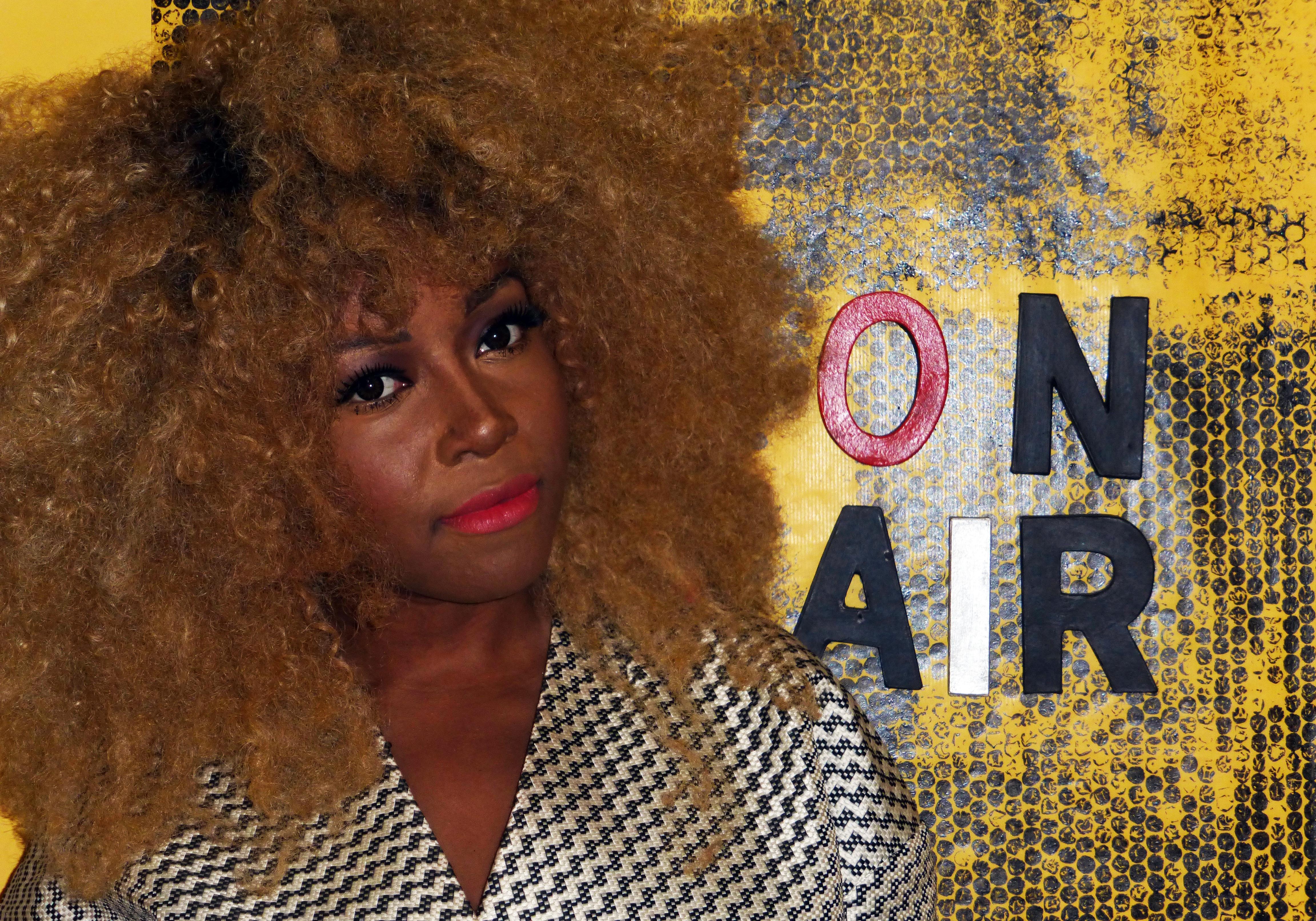 Ebony Bones « L'industrie de la musique produit des disques comme des burgers, sans amour ». Photo JMDI