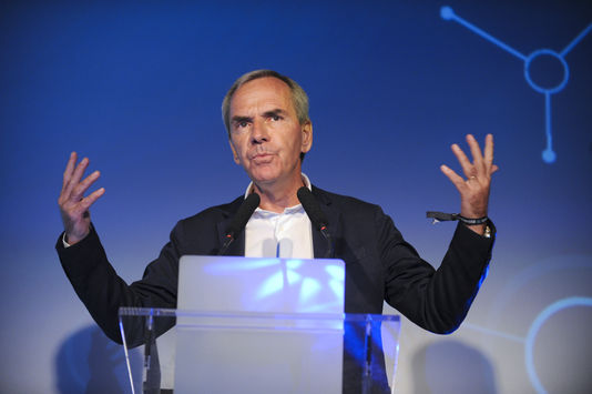 CCM Benchmarck était détenu à 60 % par Benoît Sillard. AFP