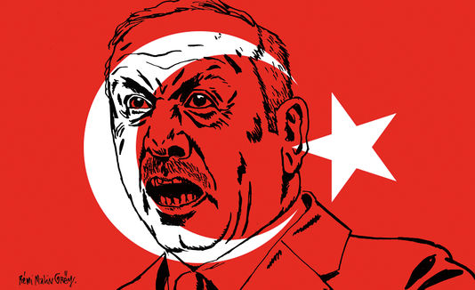 image: http://s2.lemde.fr/image/2015/10/30/534x0/4800276_6_6d29_au-moment-ou-les-citoyens-turcs-semblent-se_0a873808a45e970a681c09eca8fd7323.jpg Au moment où les citoyens turcs semblent se libérer de la domination paternaliste imposée par M. Erdogan, ce dernier se prend pour le successeur du dernier sultan ottoman et entend cadenasser le pays à tous les échelons du corps social. Au moment où les citoyens turcs semblent se libérer de la domination paternaliste imposée par M. Erdogan, ce dernier se prend pour le successeur du dernier sultan ottoman et entend cadenasser le pays à tous les échelons du corps social. Rémi malingrëy