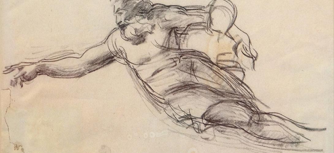 Dieu le Père (Musée J.-J. Henner) par Jean-Pierre Dalbéra via FlickrCC // License by