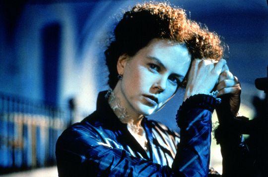 Nicole kidman dans «Portrait de Femme»
