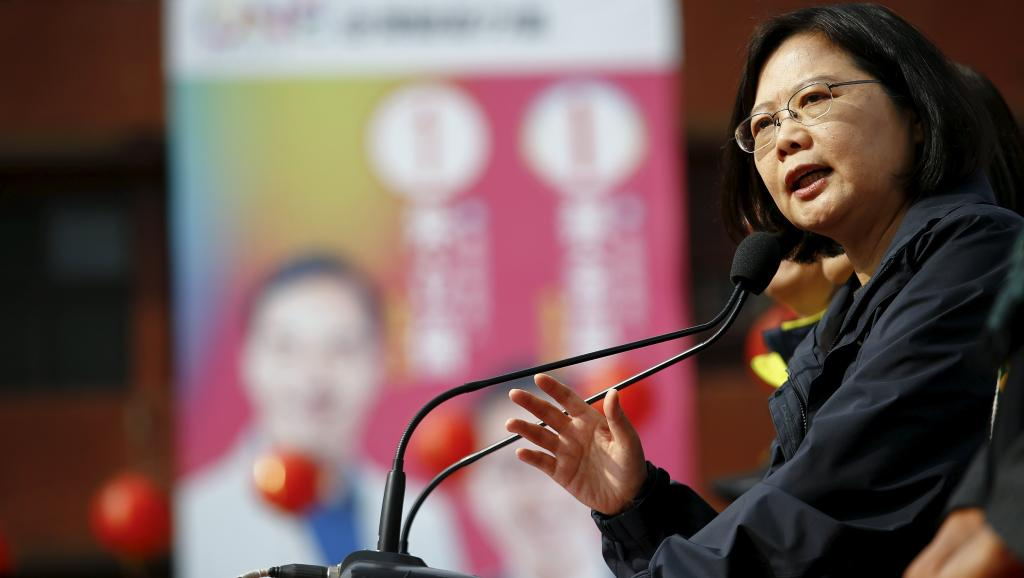 Tsai Ing-wen va offrir à son parti sa deuxième présidence depuis les deux mandats de Chen Shui-bian (2000-2008).