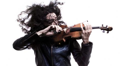 L'émotion diaboliquement rock de Radulovic a soufflé sur le Corum. Photo dr