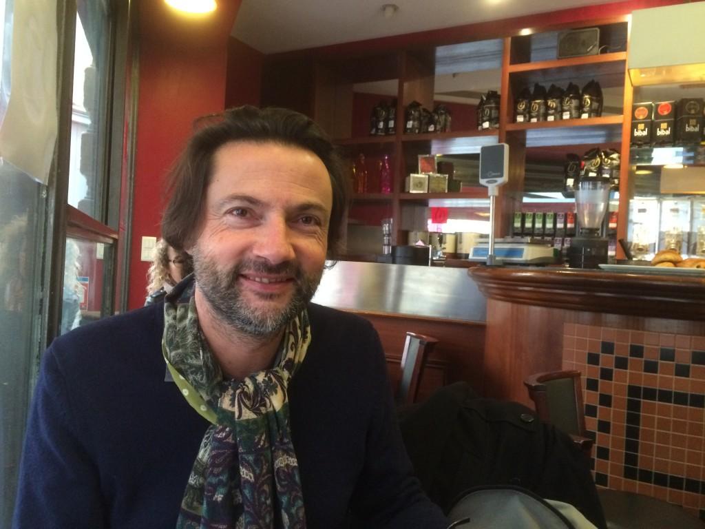 Le directeur Frantz Delplanque.