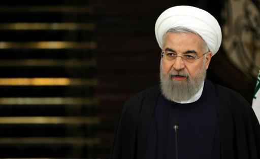 Le président iranien Hassan Rouhani le 27 février 2016 à Téhéran