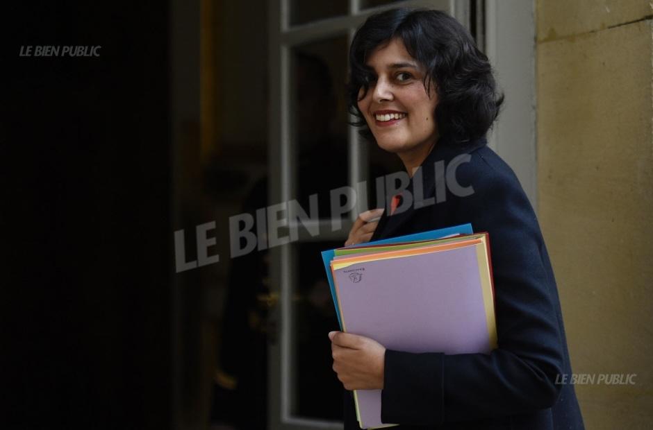 L'avant-projet de loi de Myriam El Khomri se révèle explosif. Photo AFP/MARTIN BUREAU