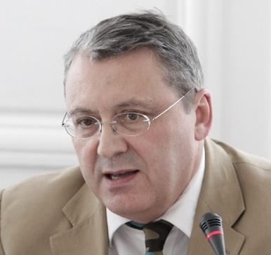 Jacques-Nikonoff, professeur associé à l'Institut d'études européennes, Université Paris 8