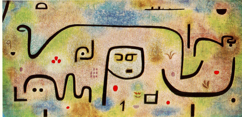 © Paul Klee, Insula Dulcamara, 1938 © Zentrum Paul Klee, Berne