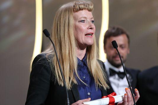 La réalisatrice Andrea Arnold au 69e Festival de Cannes, le 22 mai 2016. La réalisatrice Andrea Arnold au 69e Festival de Cannes, le 22 mai 2016. VALERY HACHE / AFP