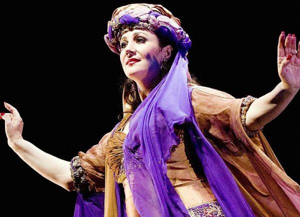 Nesma  dépeint l'itinéraire de la poésie  arabo-andalouse.  Photo dr